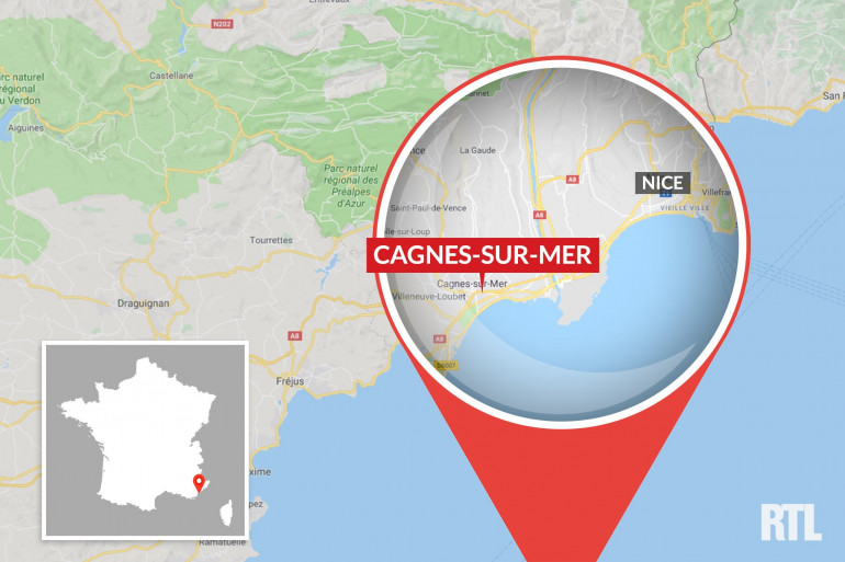 Cagnes-sur-Mer, près de Nice