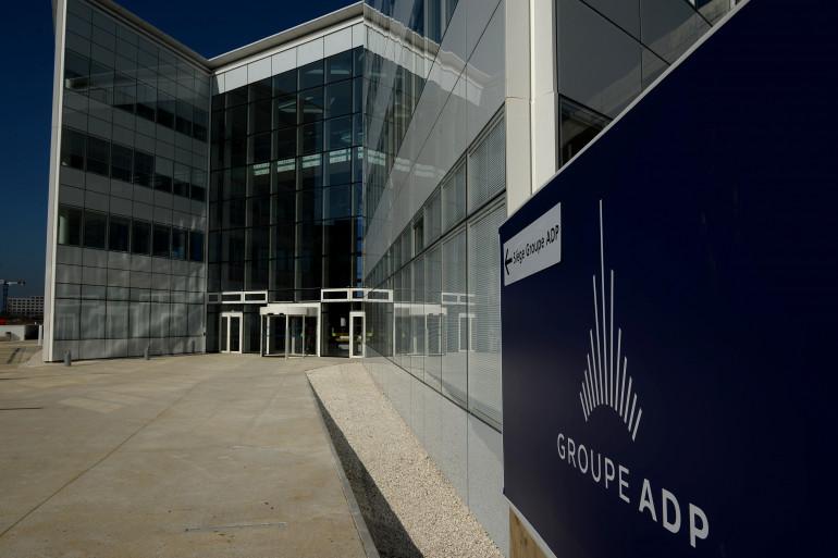 Le siège du groupe ADP, à Tremblay-en-France