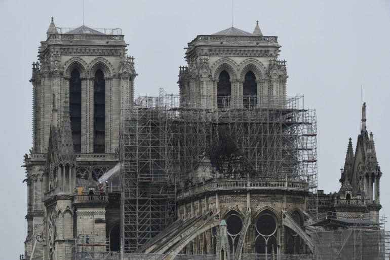 Les travaux en cours à Notre-Dame étaient évalués à 150 millions d'euros
