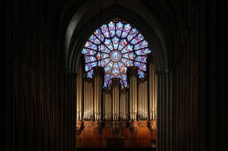 Le grand orgue de Notre-Dame