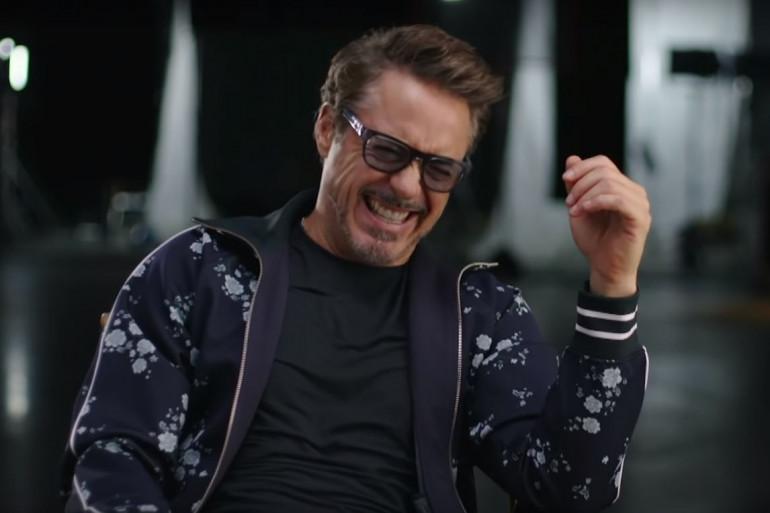 Robert Downey Jr. incarne Iron Man au cinéma depuis 2008