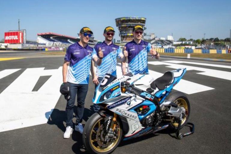 Kenny Foray, Julien Da Costa et Mathieu Gines