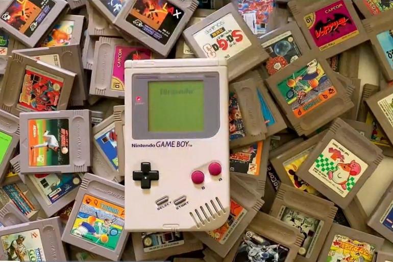 La Game Boy, première console portable de l'histoire, fête ses 30 ans