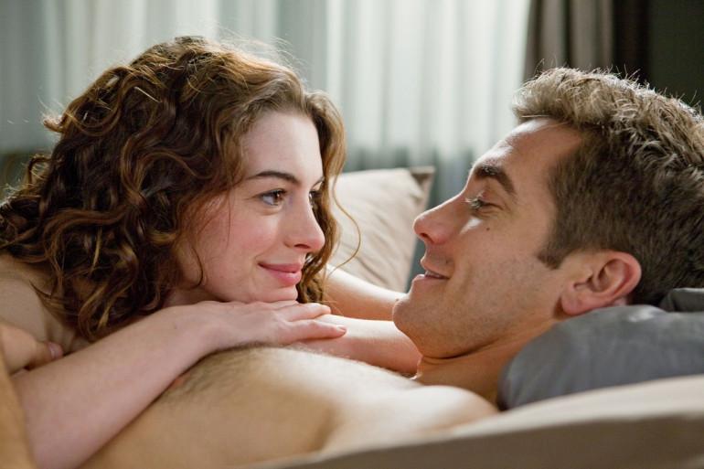 """Anne Hathaway et Jake Gyllenhaal dans """"Love, et autres drogues"""""""