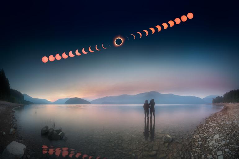 Le cycle de la lune est censé nous aider à nous reconnecter à notre corps et à nos énergies féminines