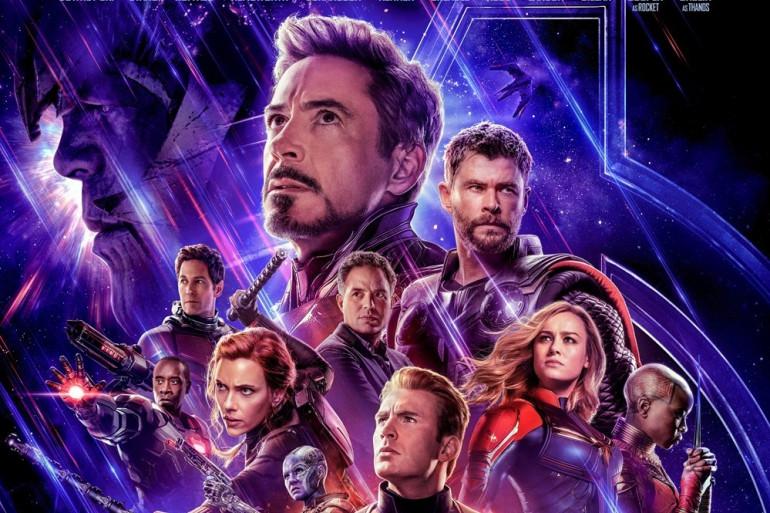 """""""Avengers : Endgame"""" dans les salles françaises le 24 avril 2019"""