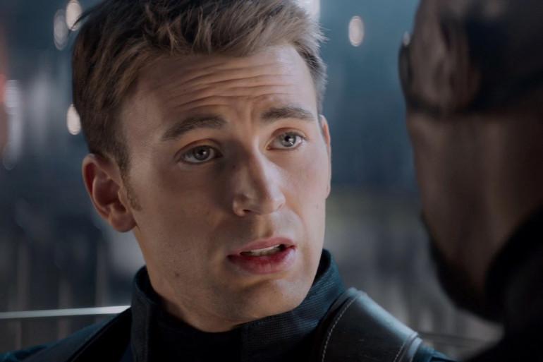 """Captain America dans """"Avengers 2 : L'Ère d'Ultron"""""""