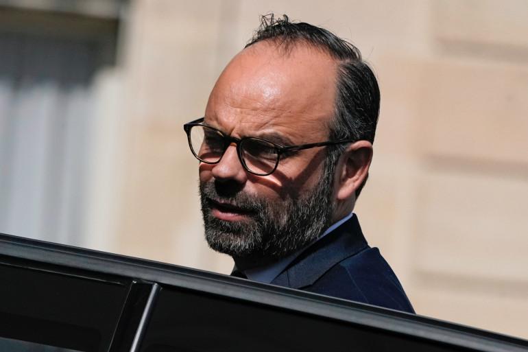 Édouard Philippe, le 18 avril 2019