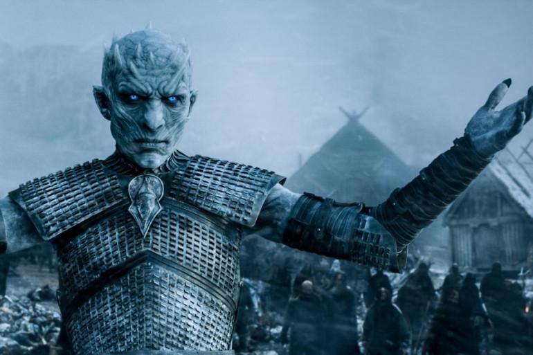 """Les Marcheurs Blancs sont apparus dans la période l'Âge des Héros de """"Game of Thrones"""""""