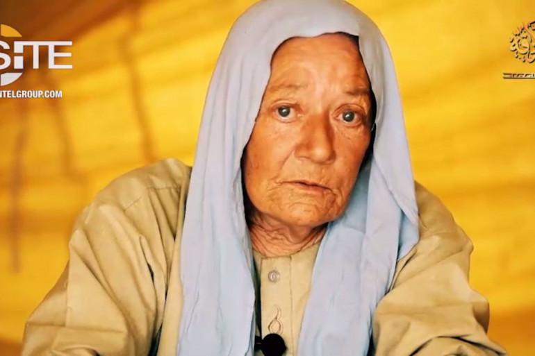 Sophie Pétronin a été enlevée au Mali fin 2016.