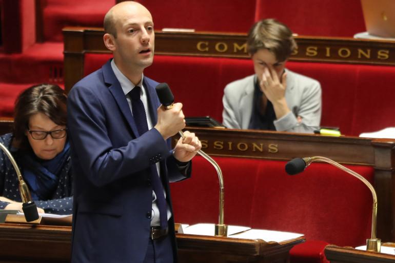 Stanislas Guérini, patron de la République en marche