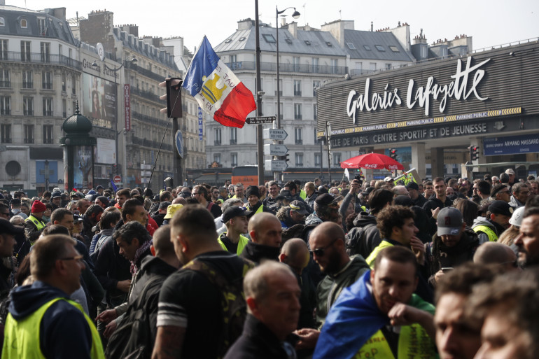 Le défilé parisien de ce 1er mai partira de la tour Montparnasse