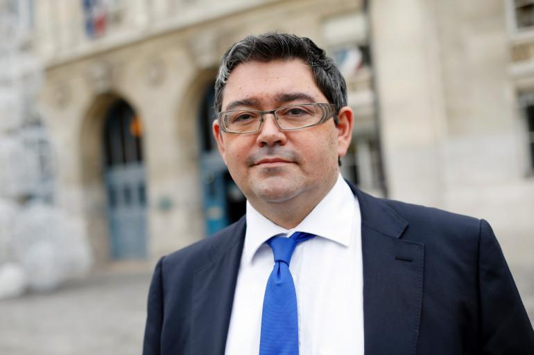 Jérôme Coumet à Paris le 20 janvier 2014