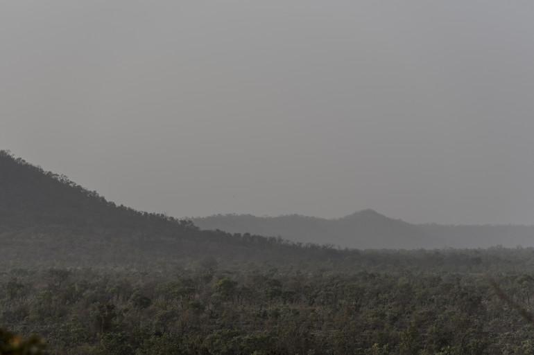 Le parc national de la Pendjari au Bénin