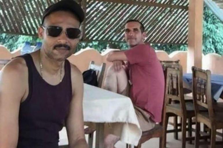 Les deux ex-otages français, Laurent L et Patrick P, libérés dans le nord du Burkina Faso