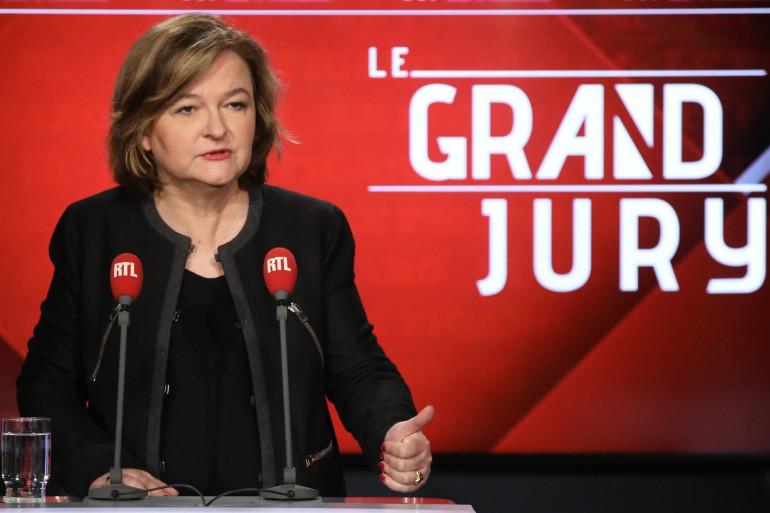 Nathalie Loiseau au Grand Jury RTL, Le Figaro, LCI