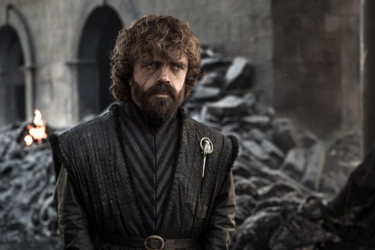 Tyrion dans les décombres de Port-Réal