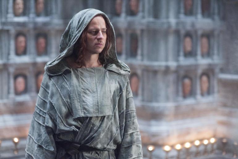 """Jaqen H'ghar, le mystérieux Sans-Visage de """"Game of Thrones"""""""