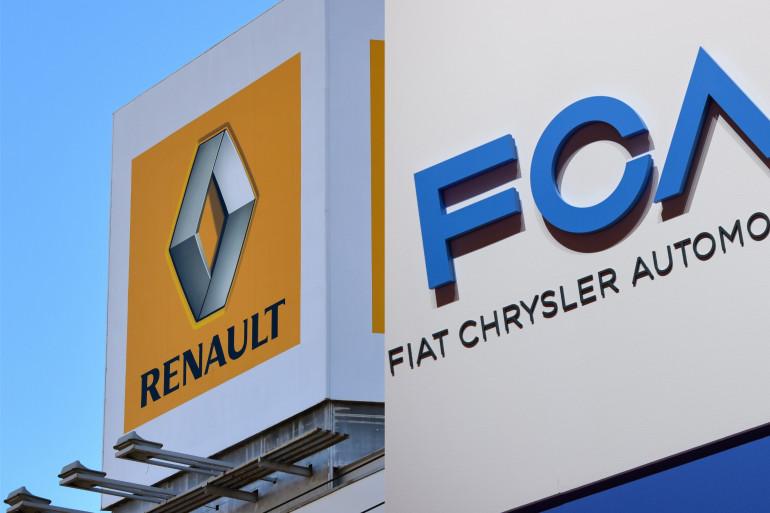 Les siège de Renault et Fiat