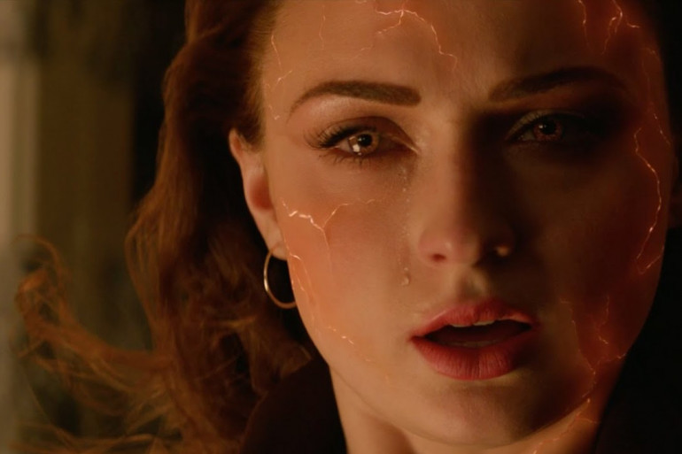 Sophie Turner dans le rôle de Jean Grey