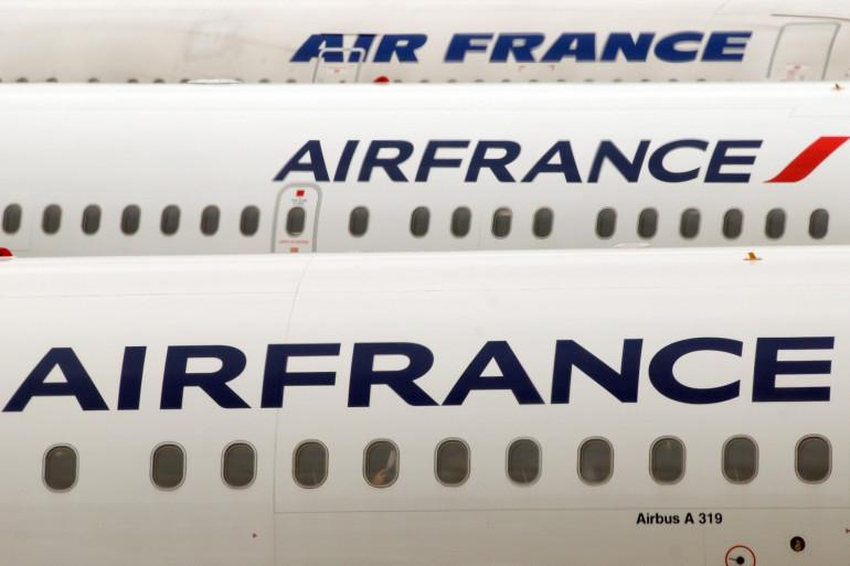 Air France avait déjà supprimer l'usage de pailles en plastique en 2015