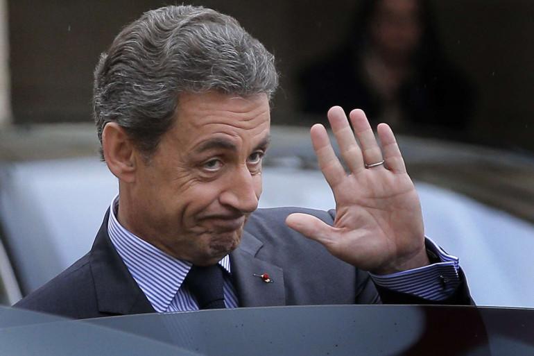 Nicolas Sarkozy, en janvier 2016.