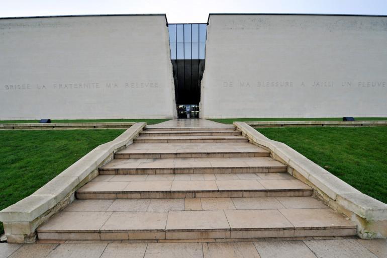 Le Mémorial de Caen (illustration)
