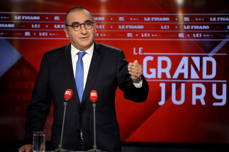 """Laurent Nuñez invité du """"Grand Jury"""" le 2 juin 2019"""