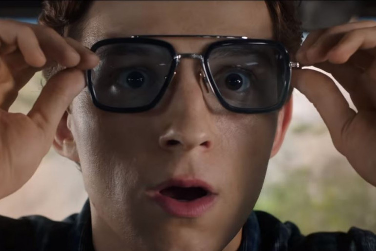 """Peter Parker dans la bande-annonce de """"Spider-Man : Far From Home"""""""