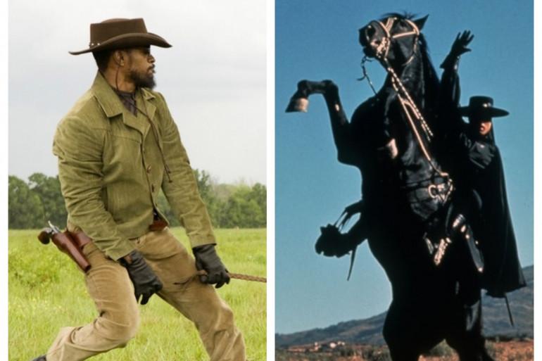 Django vs Zorro, le prochain film de Quentin Tarantino ?