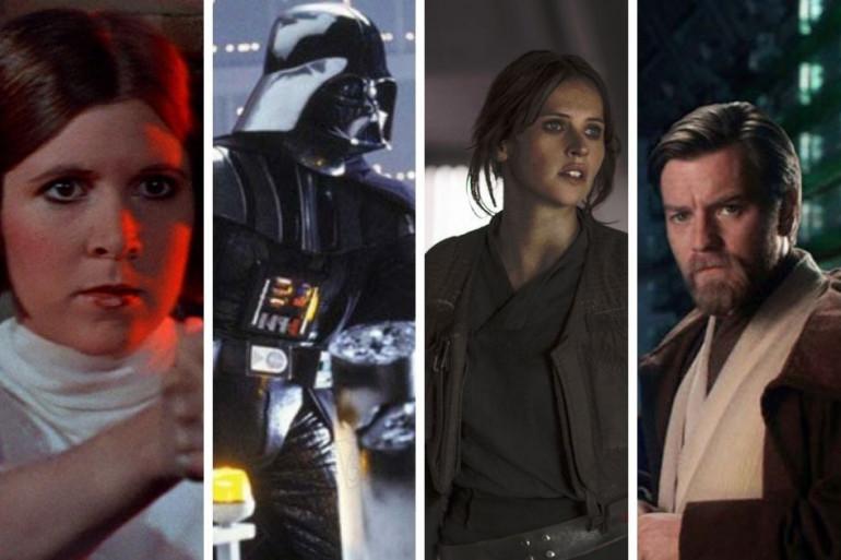 """Où regarder légalement les 10 films """"Star Wars"""" ?"""