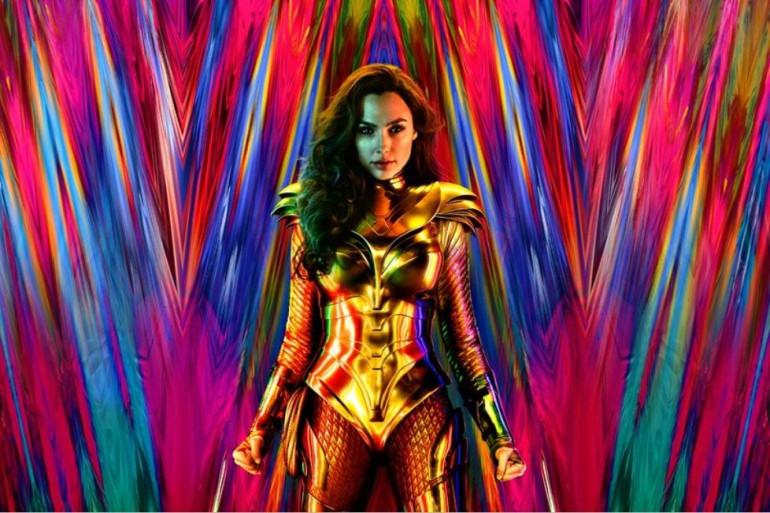 Admirez toute la puissance de Wonder Woman (Gal Gadot)