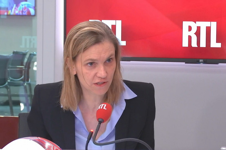 Agnès Pannier-Runacher était l'invitée de RTL vendredi 7 juin 2019