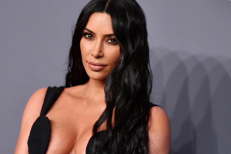 Kim Kardashian le 6 février 2019