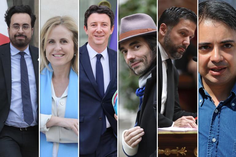 Candidats LaREM aux municipales de Paris en 2020