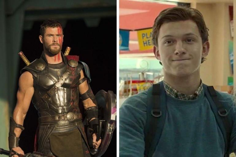 L'alliance inédite de Thor et Spider-Man que vous ne soupçonnez pas