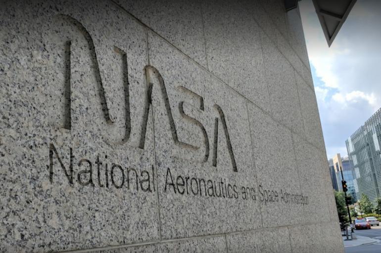 La siège de la Nasa à Washington