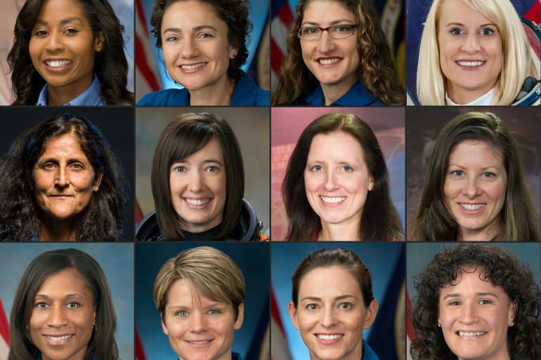 L'une de ces douze astronautes sera-t-elle la première à marcher sur la Lune ?