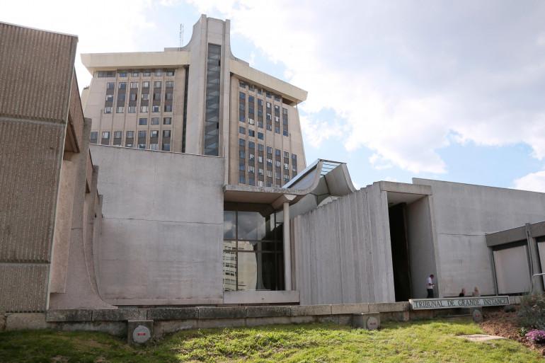 Le tribunal de Créteil  (Illustration)