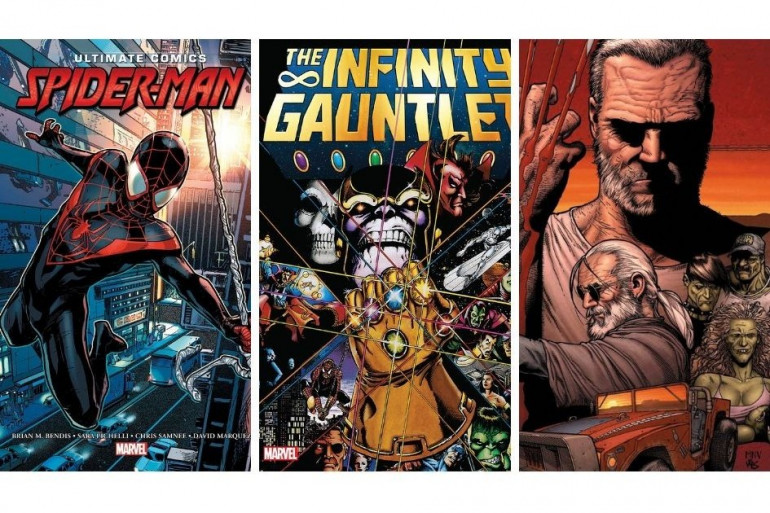 Découvrez notre sélection de 10 comics Marvel pour l'été