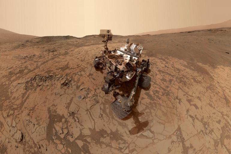 Le robot Curiosity, actuellement sur Mars, est équipée de la ChemCam, une réalisation française.