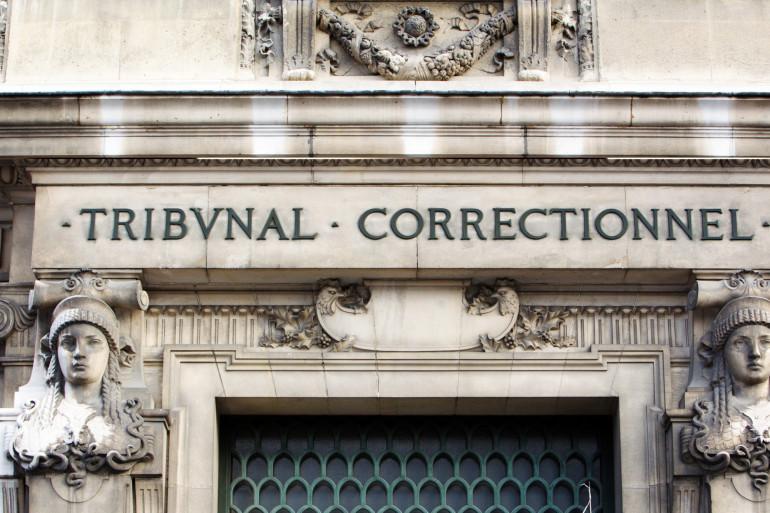 Tribunal correctionnel (Illustration)