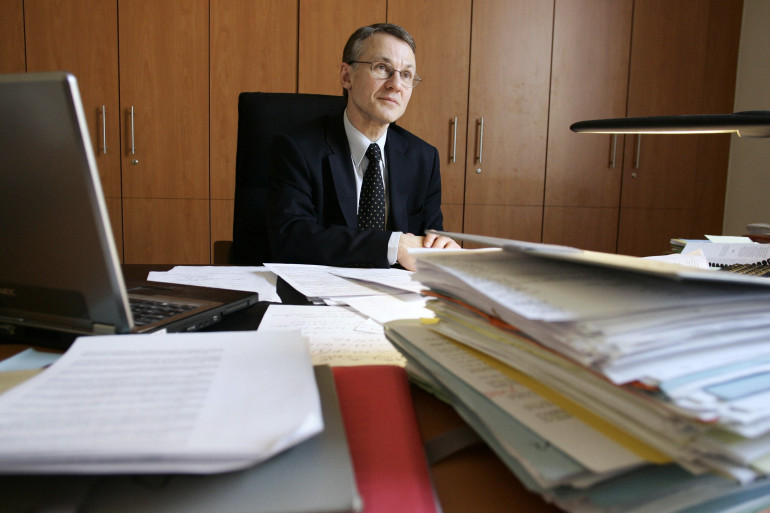 Jean-François Ricard, le procureur à la tête du nouveau Parquet national antiterroriste