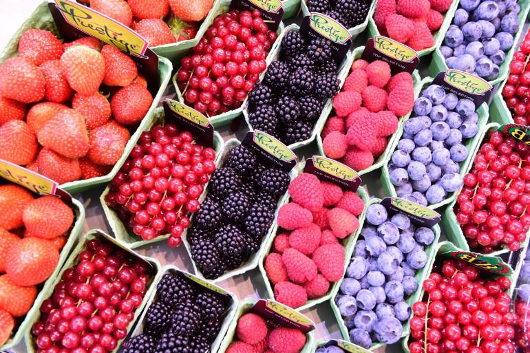 Les fruits verts auront le goût de fruits mûrs