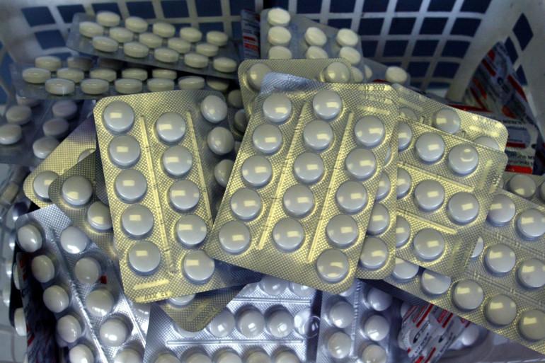 Des plaquettes de médicaments (image d'illustration)