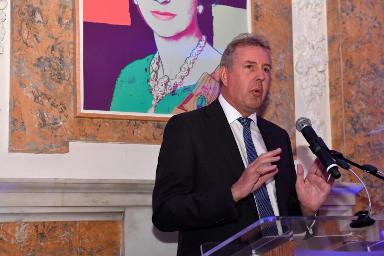 L'ambassadeur britannique a décidé de démissionner