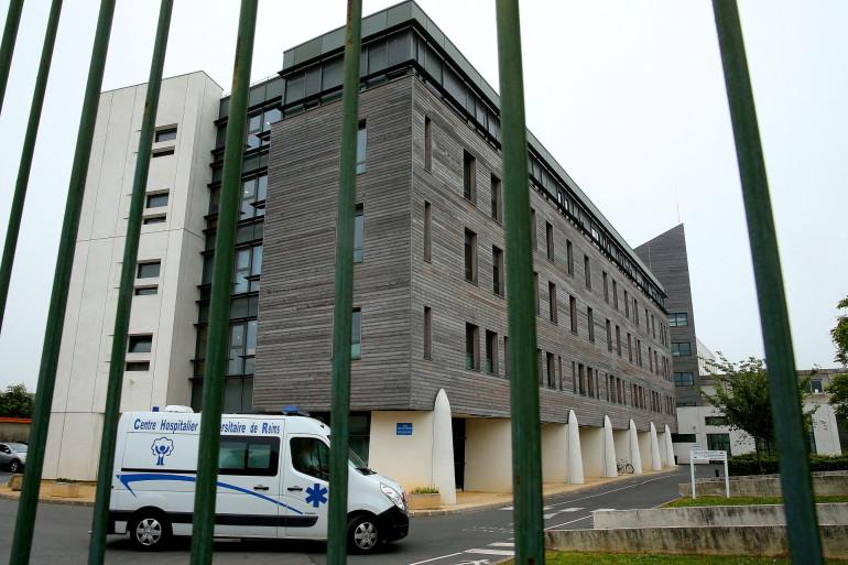 Le CHU de Reims où était hospitalisé Vincent Lambert