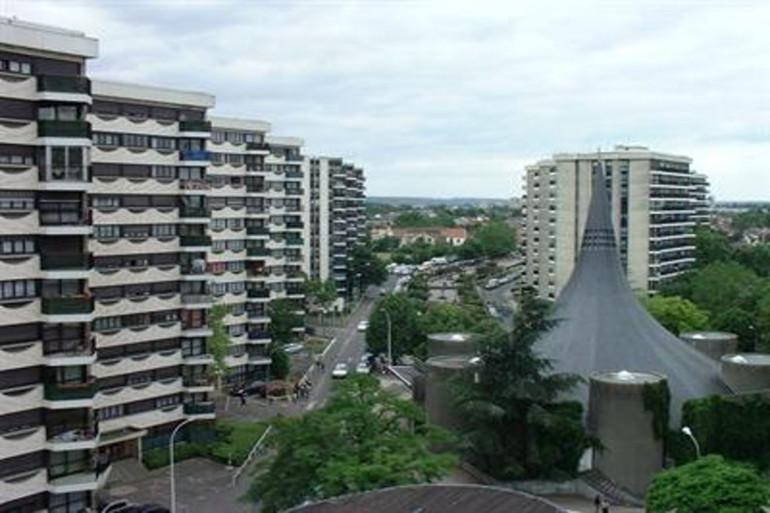 Grigny, en banlieue parisienne