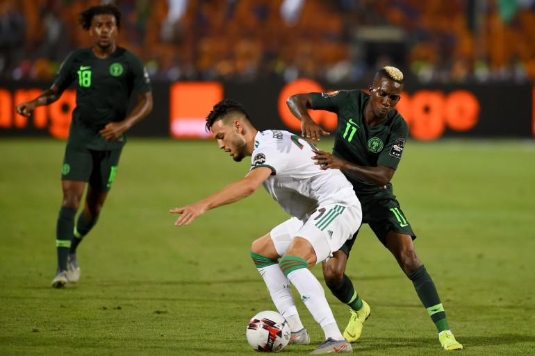 L'Algérie a battu le Nigeria et rejoint le Sénégal en finale de la CAN.