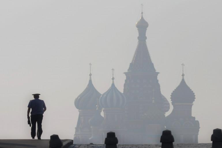 Policier russe à Moscou (2010)